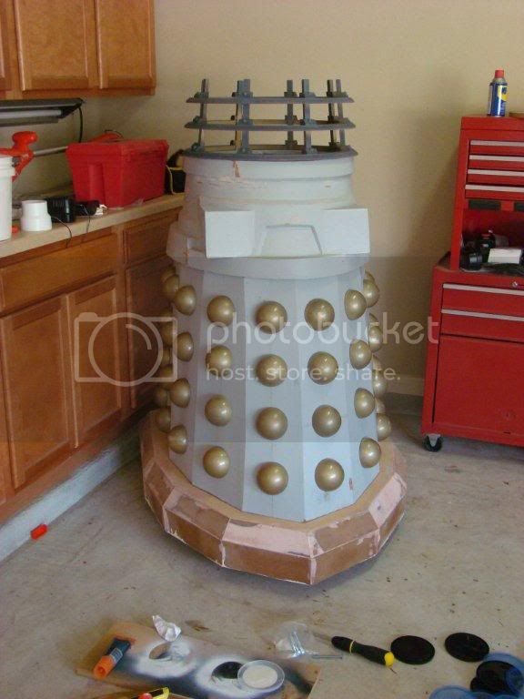 Dalek Bumps