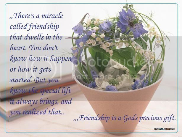 Friendship Miracle Pictures, Images and Photos